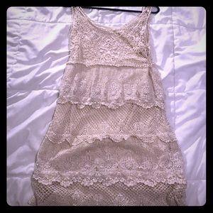 ☀️American Eagle lace dress